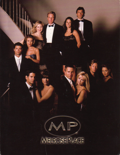 Melrose Place Cast Season 1 The Cast of Melrose Place …