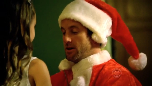 Danno as Santa
