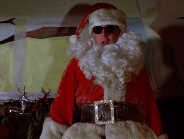 David Addison as Santa