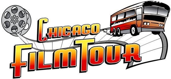 chicago film tour logo