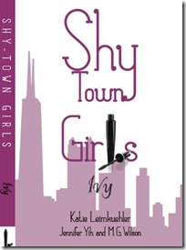 Book Review Shy Town Girls | Chitownstarconnections on WordPress.com