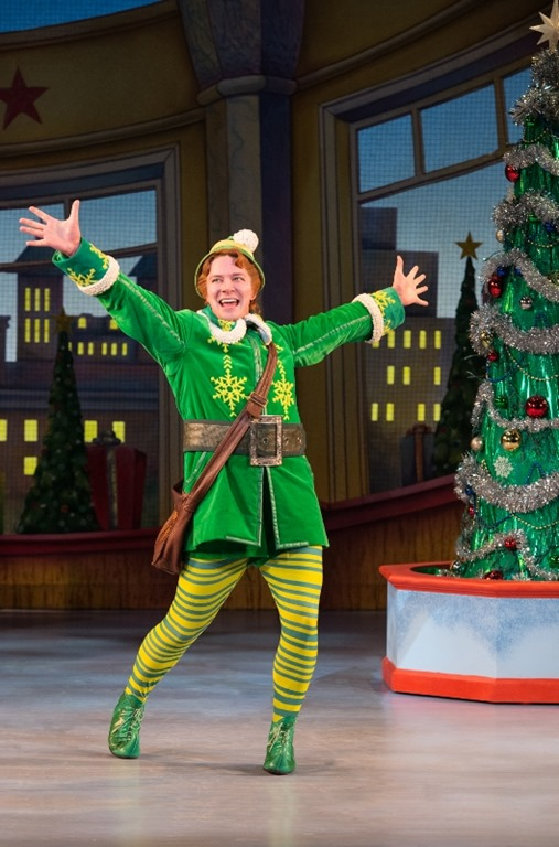 Will-Blum-in-Elf-the-Musical-Broadway-in-Chicago