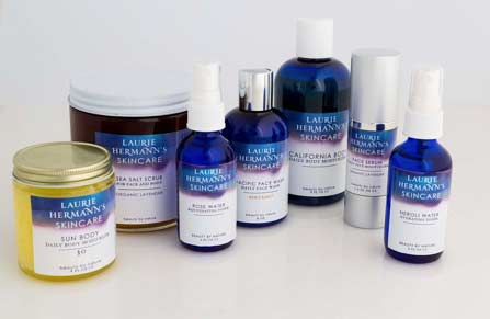 laurie hermann skin care products