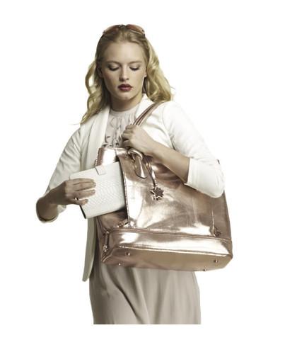 pink brilliant bag
