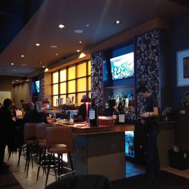 bar and interiors