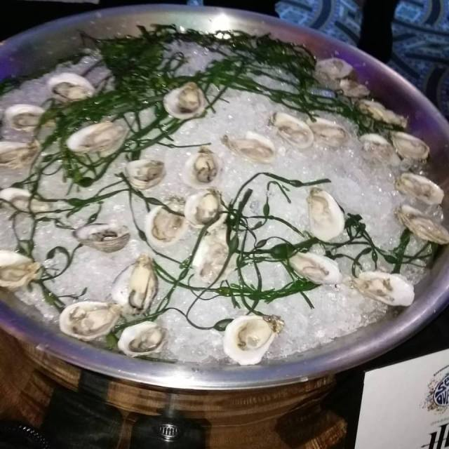 oysters from hubbard inn
