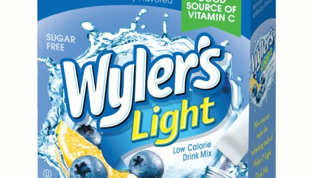 wyler 's light label