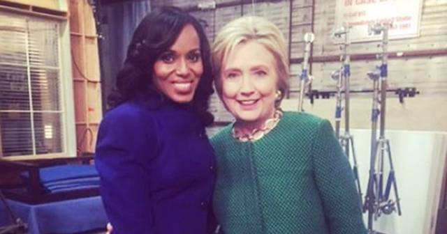 kerry and hillary
