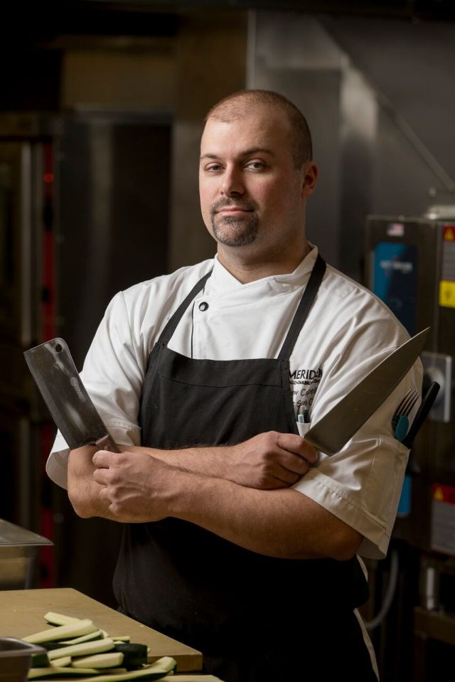 chef matthew capellini