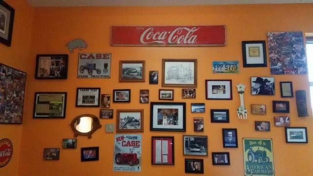coke wall